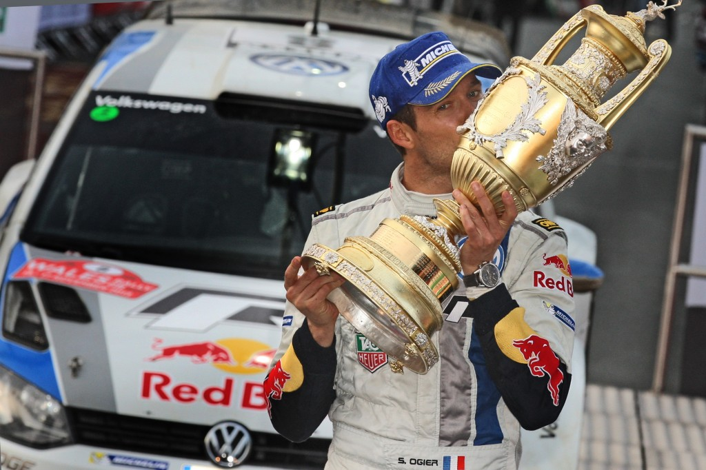 Final countdown to FIA World Rally Championship action at Wales ...