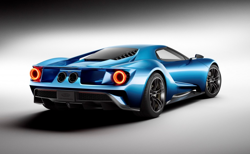 Ford Has Unveiled The All New Gt An Ultra High Performance Supercar That Serves As A Technology Showcase For Top Ecoboost Performance Aerodynamics And