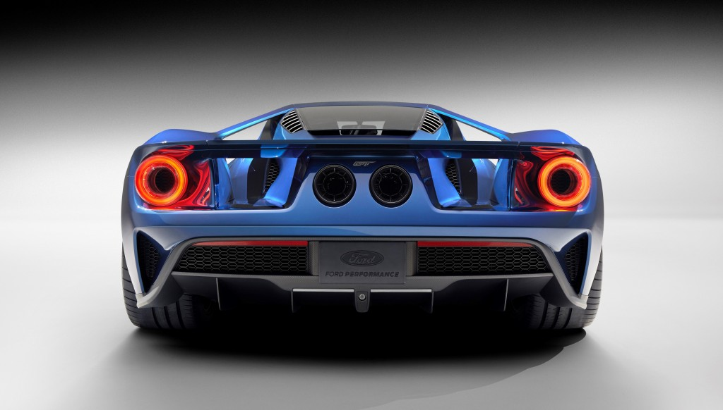 All New Ford Gt